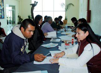 Se registran 112 fórmulas de delegados en Tulancingo