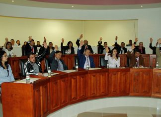 Aprueba Cabildo plan de desarrollo para el 2016-2020