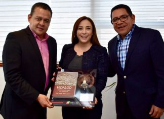 Interesa a Quintana Roo sistema catastral de Hidalgo