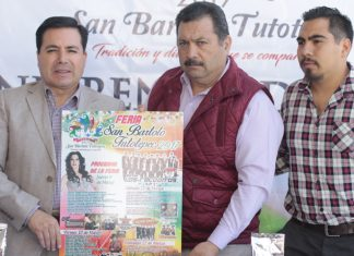 Hoy inicia la Feria de San Bartolo Tutotepec