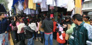 Prolifera venta de productos chinos en Pachuca