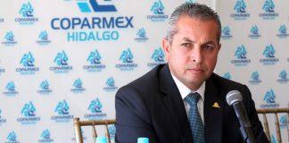 Reconoce Coparmex detención de Duarte