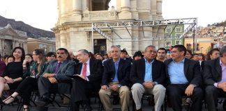 Inauguran festival Interfaz en Pachuca