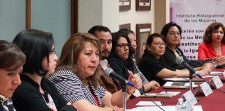 Capacitan a titulares de Unidades Institucionales para Mujeres