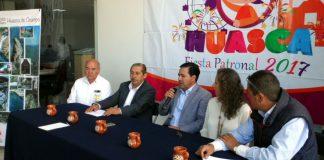 Espera Huasca 30 mil visitantes a feria patronal