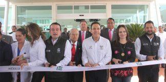 Inauguran Clínica 35 del IMSS la Reforma