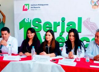 Serial atlético recorrerá 7 municipios