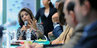 Diputada refuerza los programas de apoyo a la población