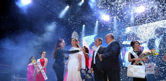 Coronan a reina de la Feria Tulancingo 2017
