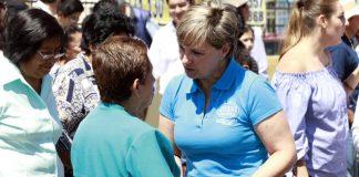 Colonos externan peticiones a alcaldesa de Pachuca