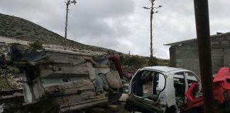 Aseguran estatales vehiculos desvalijados en Cardonal