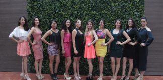 Participarán 10 mujeres en concurso de belleza