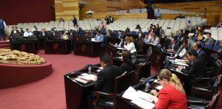 Legisladores locales presentan seis iniciativas