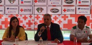 Anuncia Cruz Roja su primer carrera atlética nacional