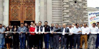 Inaugura alcalde ferias tradicional y Tulancingo 2017