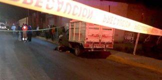 Hallan a hombre con herida de bala en Mixquiahula