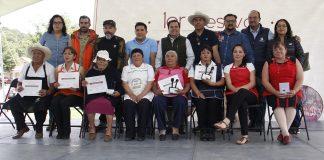 Realizan 1er festival del Hongo silvestre en Epazoyucan