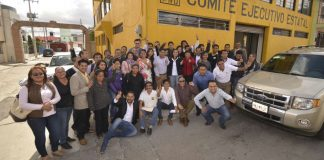 Urge PRD a conformar Frente Amplio Democrático