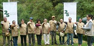 Acredita Profepa a 30 vigilantes del medio ambiente