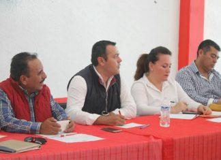 Legislador del PRI presenta informe preliminar