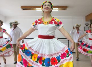 Ballet Folclórico del estado se presentará en Italia