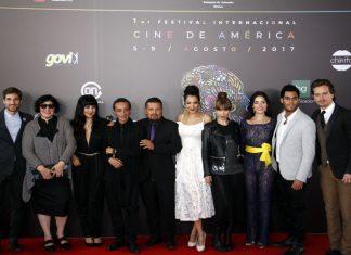 Inició Festival Internacional Cine de América