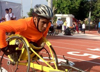 Se alistan atletas hidalguenses rumbo a Paraolimpiada Nacional