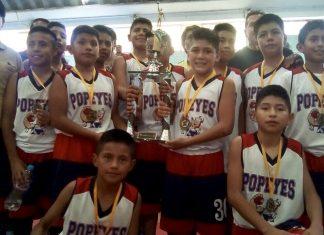 Liga Telmex-Telcel de baloncesto ya tiene campeones