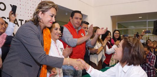 Yareli Melo, nueva líder del ONMPRI