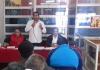 Aparicio Barrios niega conflictos con PT