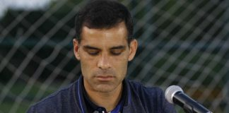 Expresan apoyo a Rafa Márquez tras acusación