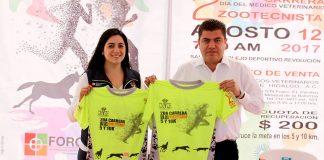 Presentan carrera del Colegio de Veterinarios de Hidalgo