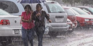 Afectan huracanes a la entidad