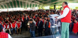Llama PRI estatal a brindar apoyo a víctimas del sismo