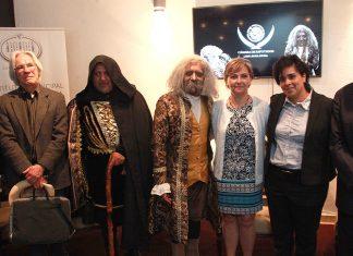 Shakespeare sale del teatro a las calles de Pachuca