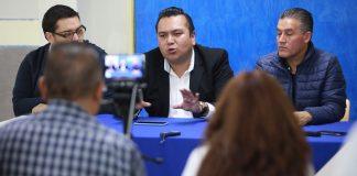 El acalde de este municipio, Jovani Miguel León Cruz, informó que ha pedido la colaboración de los ediles de su región para abatir la delincuencia.