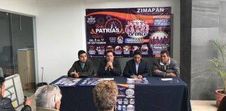 Celebrará Zimapán fiestas patrias y aniversario