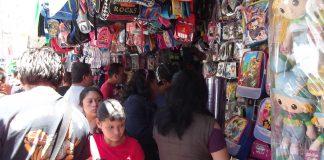 Mercado para ambulantes de Pachuca, aún sin fecha