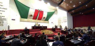 Eligen en Congreso local nueva mesa directiva
