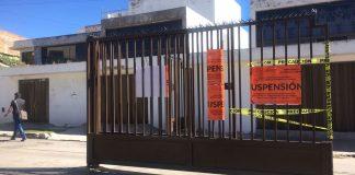 Vecinos de Pachuca se manifiestan ante suspensión de rejas