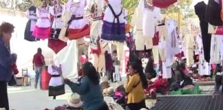 Se dispara venta de disfraces por celebración a la Virgen de Guadalupe