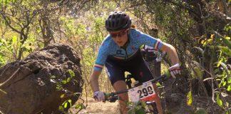 Ciclista hidalguense triunfa en Aguascalientes