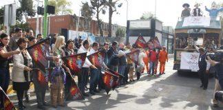 """Inicia """"La Magia de los Carnavales en Hidalgo"""""""