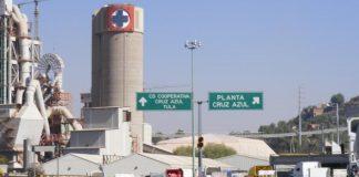 Realizan clausura total temporal de Cementos Cruz Azul