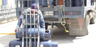 Precio de gas baja paulatinamente
