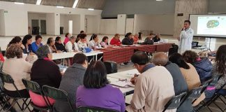 Imparten curso de Envejecimiento Exitoso en Tula