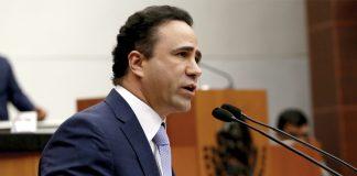Murillo, candidato propietario al senado del Panal