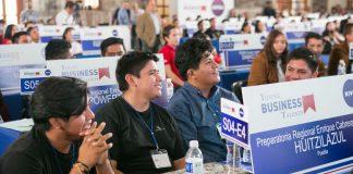 Más de mil alumnos de Hidalgo participarán en Young Business Talents