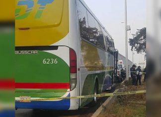Violento asalto en la México-Pachuca; muere un pasajero