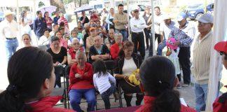 Reanudan en Santiago Tulantepec audiencias públicas